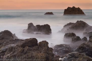 Red Rocks and Maori Myth