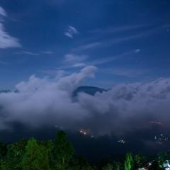 Darjeeling in monsoon