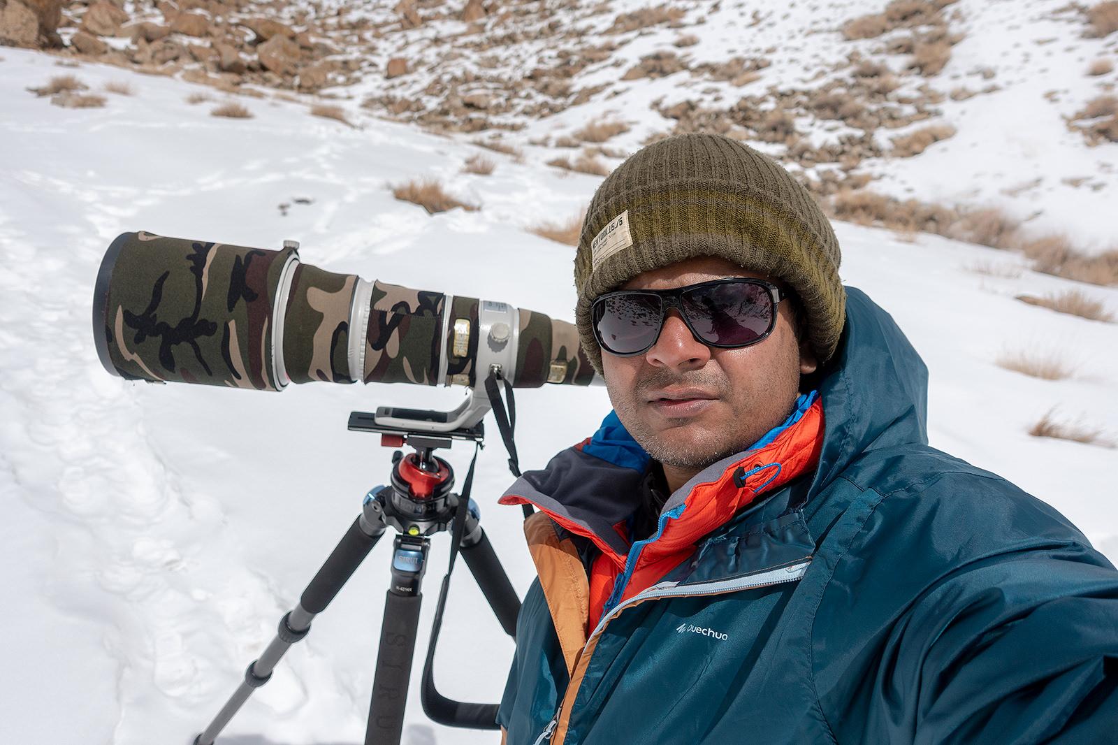 arindam bhattacharya wildlife photographer India