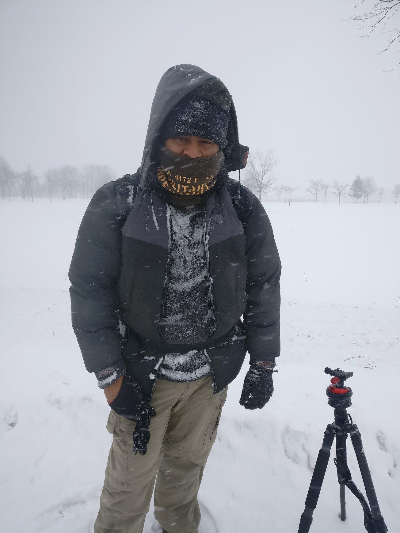 Arindam Bhattacharya Wildlife photographer